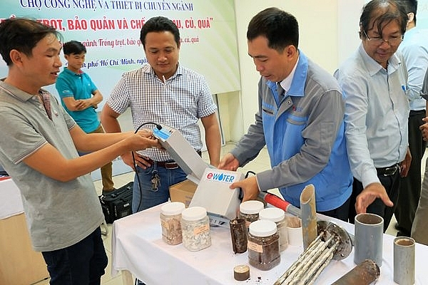 ewater unveils new technology for water treatment