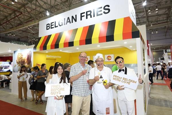 belgian fries exporters penetrate deeper into vietnam
