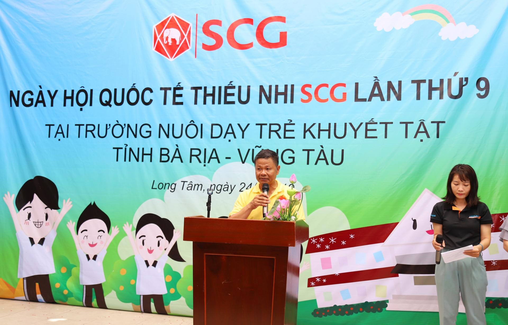 scg aims to raise green citizens for ba ria vung tau