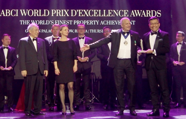 celadon city wins world silver award at fiabci world prix dexcellence