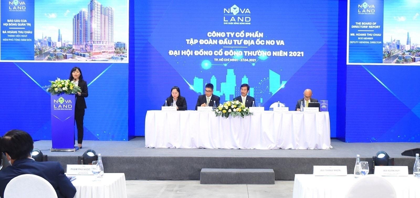 novaland unveils impressive business plan for 2021