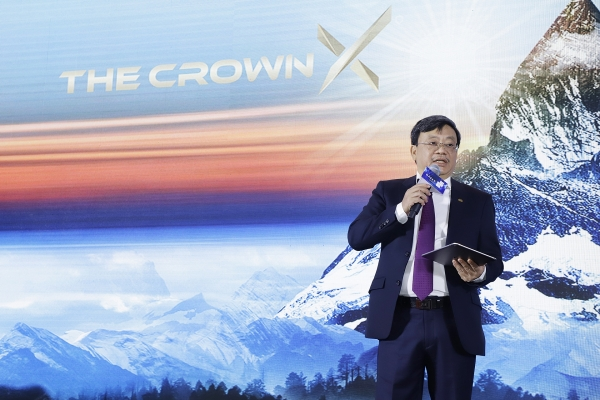 reasons behind the 400 million investment in the crownx of masan