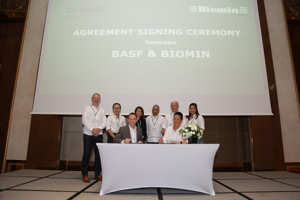 basf and biomin to introduce new phytase for vietnams feed industry