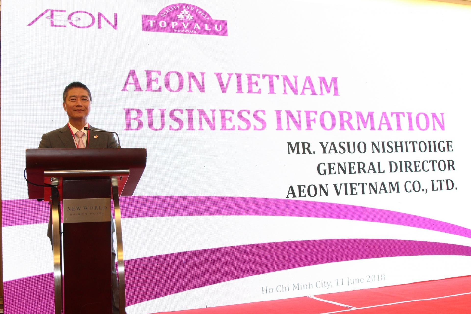 aeon vietnam seeks suppliers and manufacturers