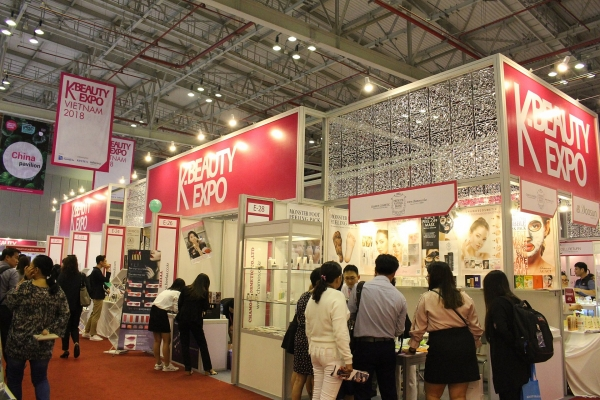 korean companies keen on vietnamese beauty market