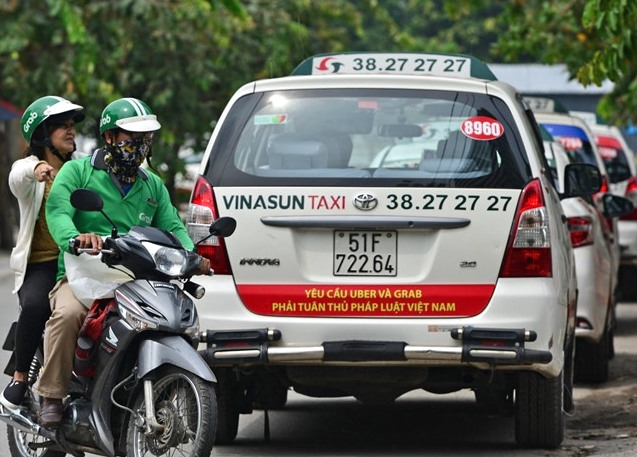 regulating ride hailing firms do not dampen the development