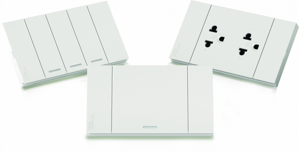 set of switch and socket avataron a suitable for vietnamese users