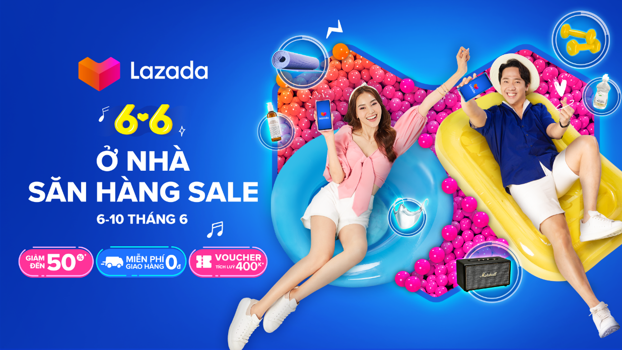 lazadas 66 shopping festival to bring a safe and economical shopping experience