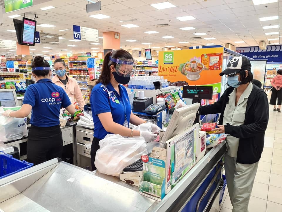 proposing urgent vaccination for retail workers