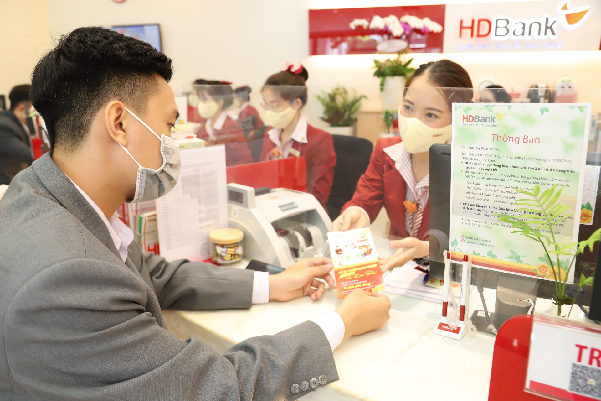 hdbank announces distribution of dividend and bonus shares to increase charter capital