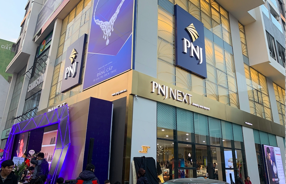 PNJ reached over half of after-tax profit of 2021 in first five month