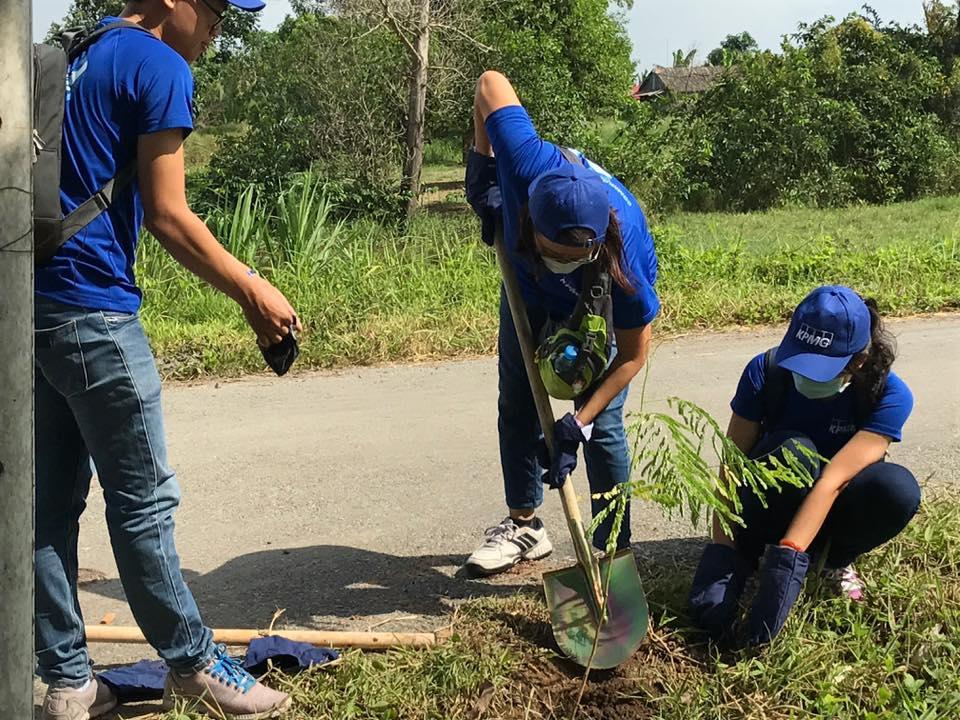 KPMG inspires a brighter community