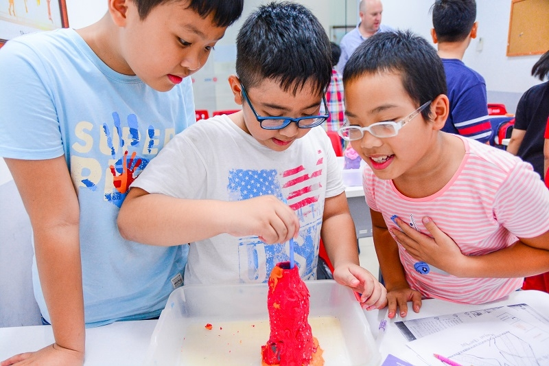 foreign education institutions expand focus on stem education
