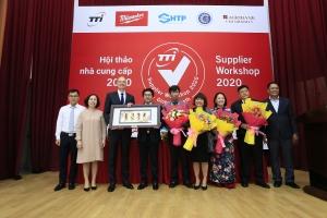 techtronic industries seeking more vietnamese suppliers