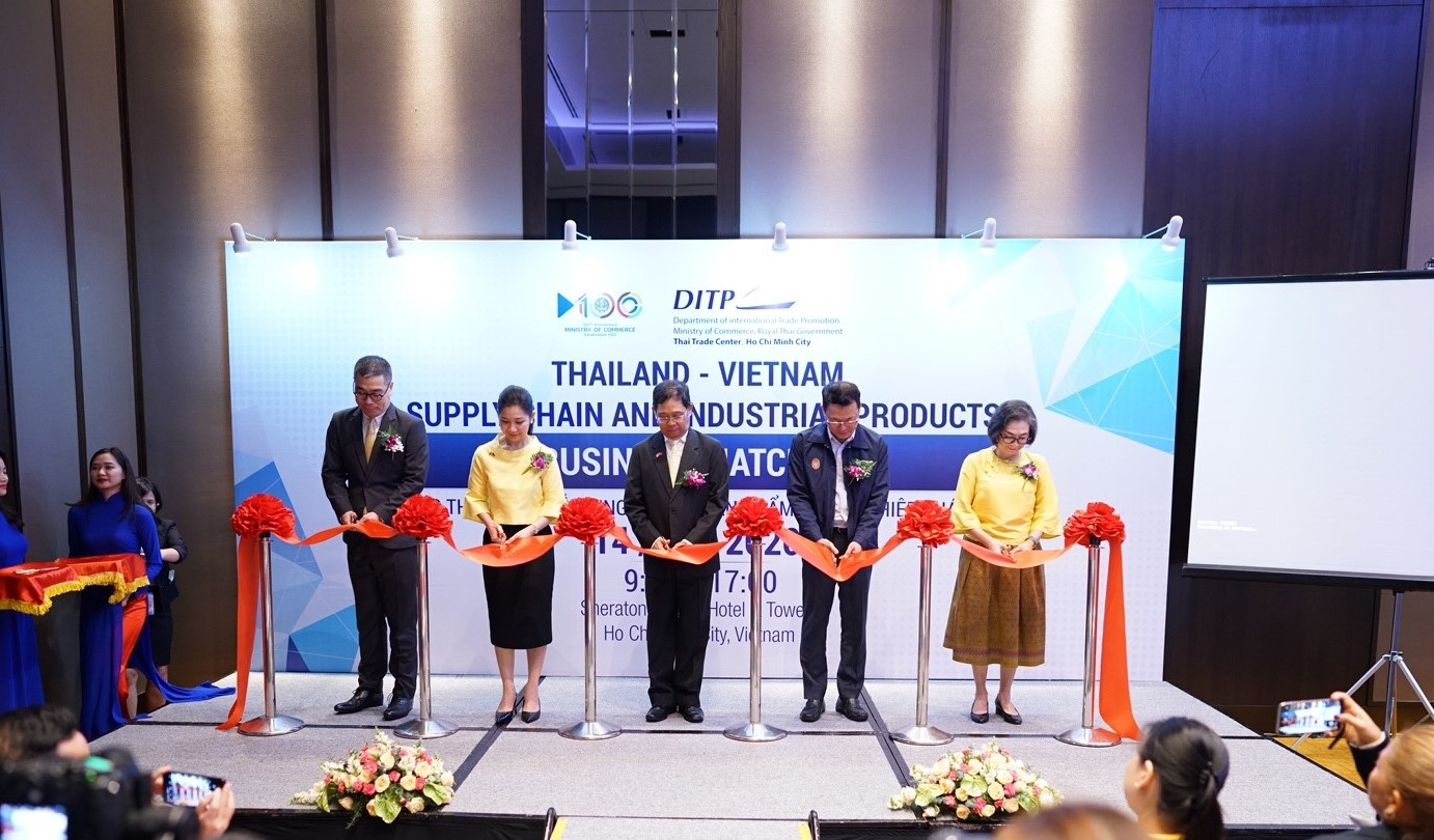 vietnam and thai companies draw supply chain and industrial business ties tighter