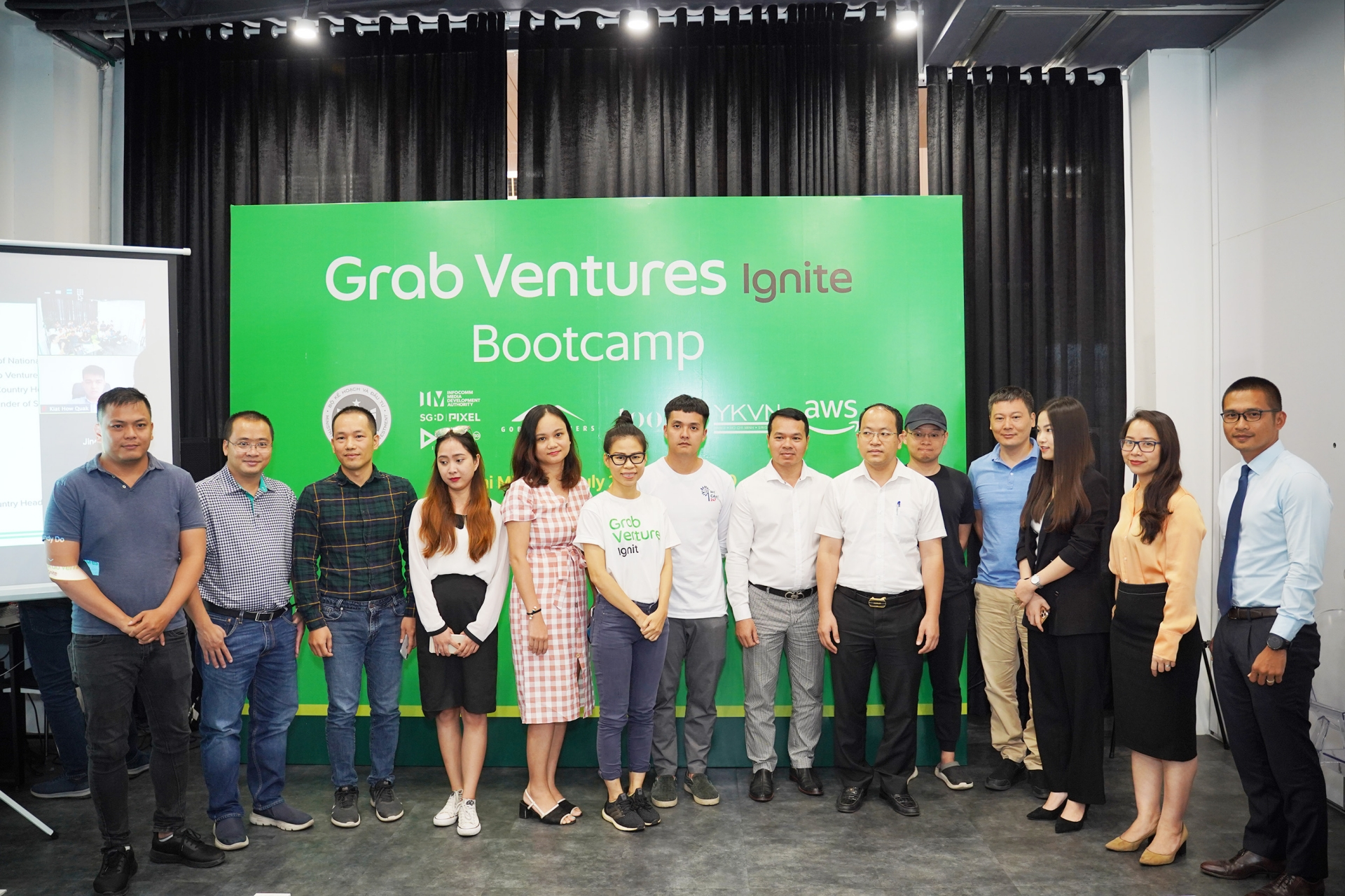 grab kicks off grab ventures ignite programme to propel vietnams startup ecosystem
