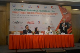 Vietnam needs to step up food safety for agricultural products