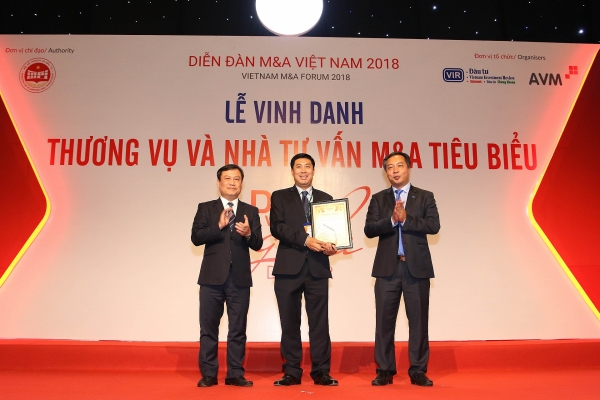 vietnam ma forum 2018 award winners for 2017 2018 and the decade