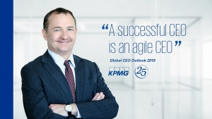 2019 global ceo outlook agile or irrelevant redefining resilience