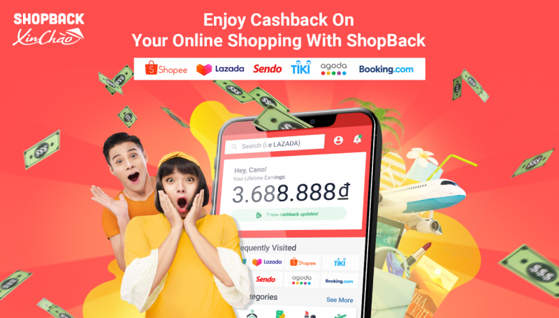 singapore based reward platform shopback makes official debut in vietnam
