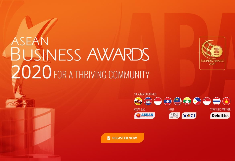 asean business awards 2020 open for registration