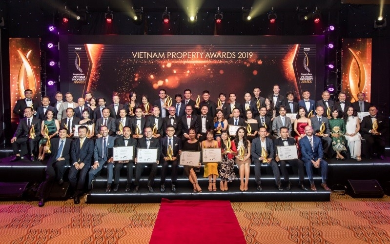 gamuda land wins best housing development in vietnam at vpa 2019