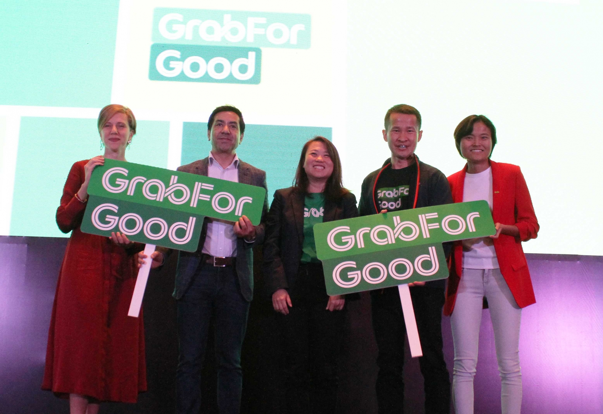 grab sets 2025 goals to use tech for good in southeast asia