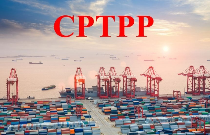 China formally applies for CPTPP accession
