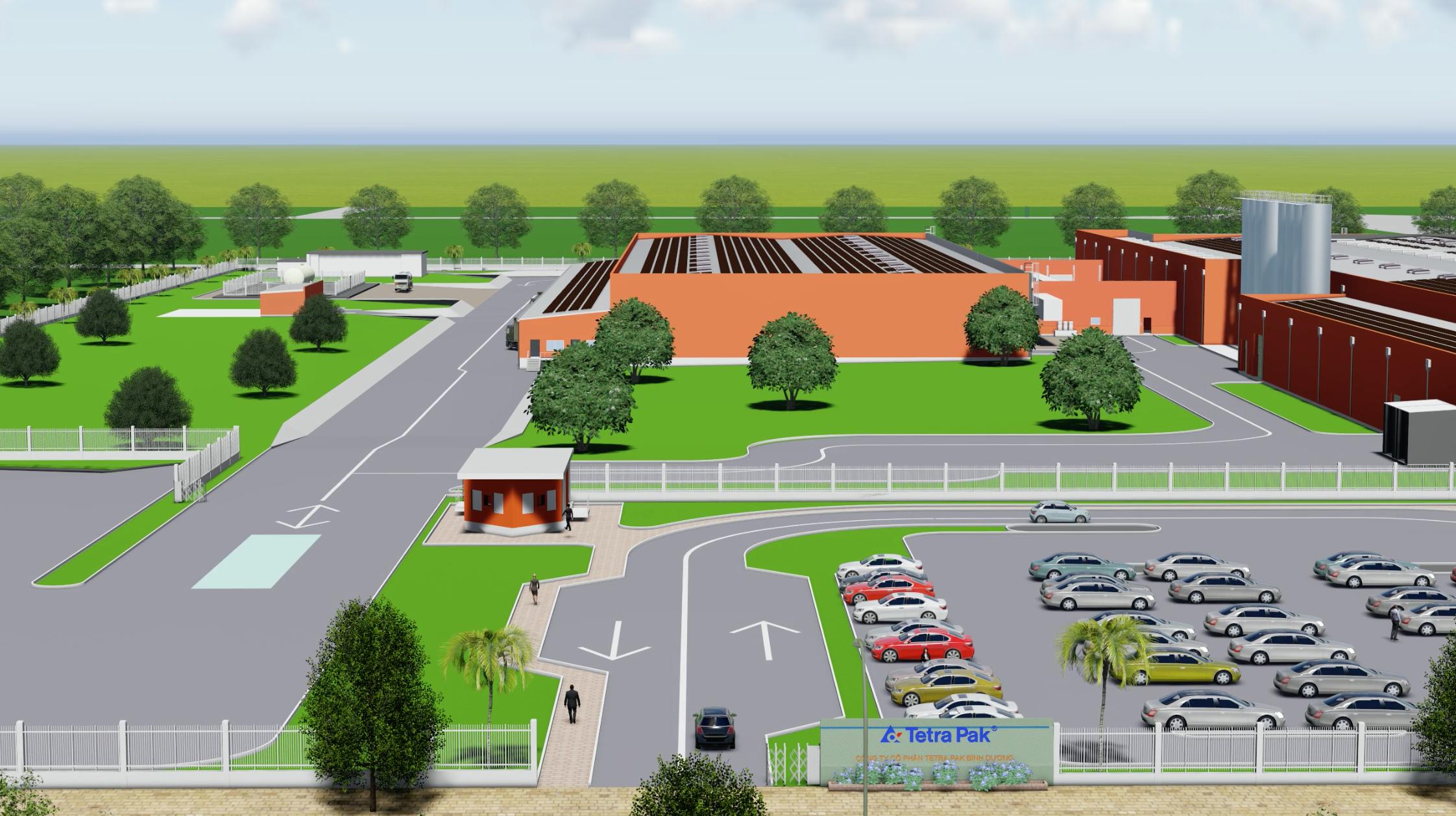 Tetra Pak breaks ground on new $110 million factory in Binh Duong