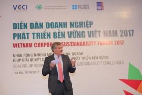 Heineken Vietnam recognised at Vietnam Corporate Sustainability Forum