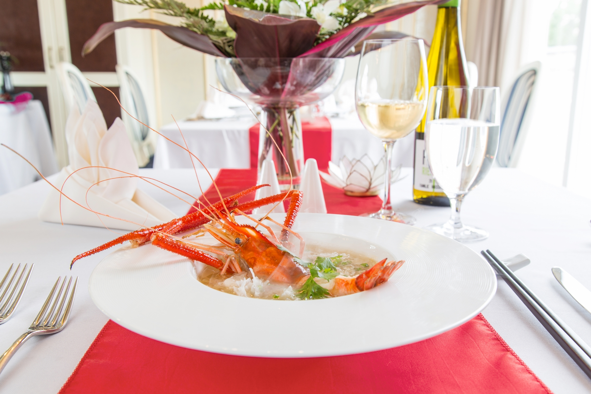 saigon princess offers unique fine dining experience and cruise