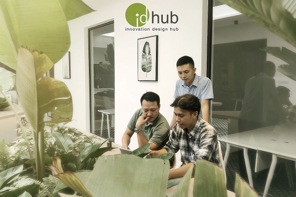 idhub co working space opens exclusively for designer community