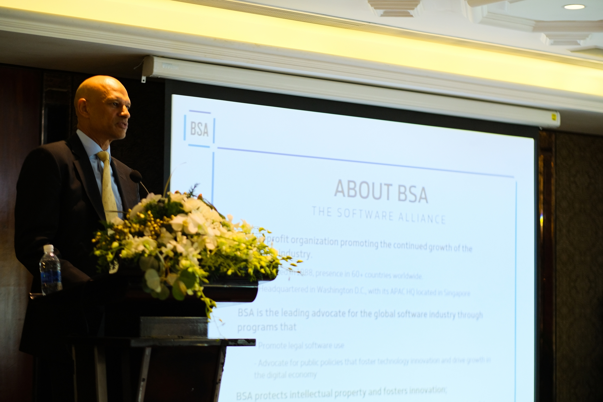 bsa launches clean up to the countdown to legalise corporate software assets