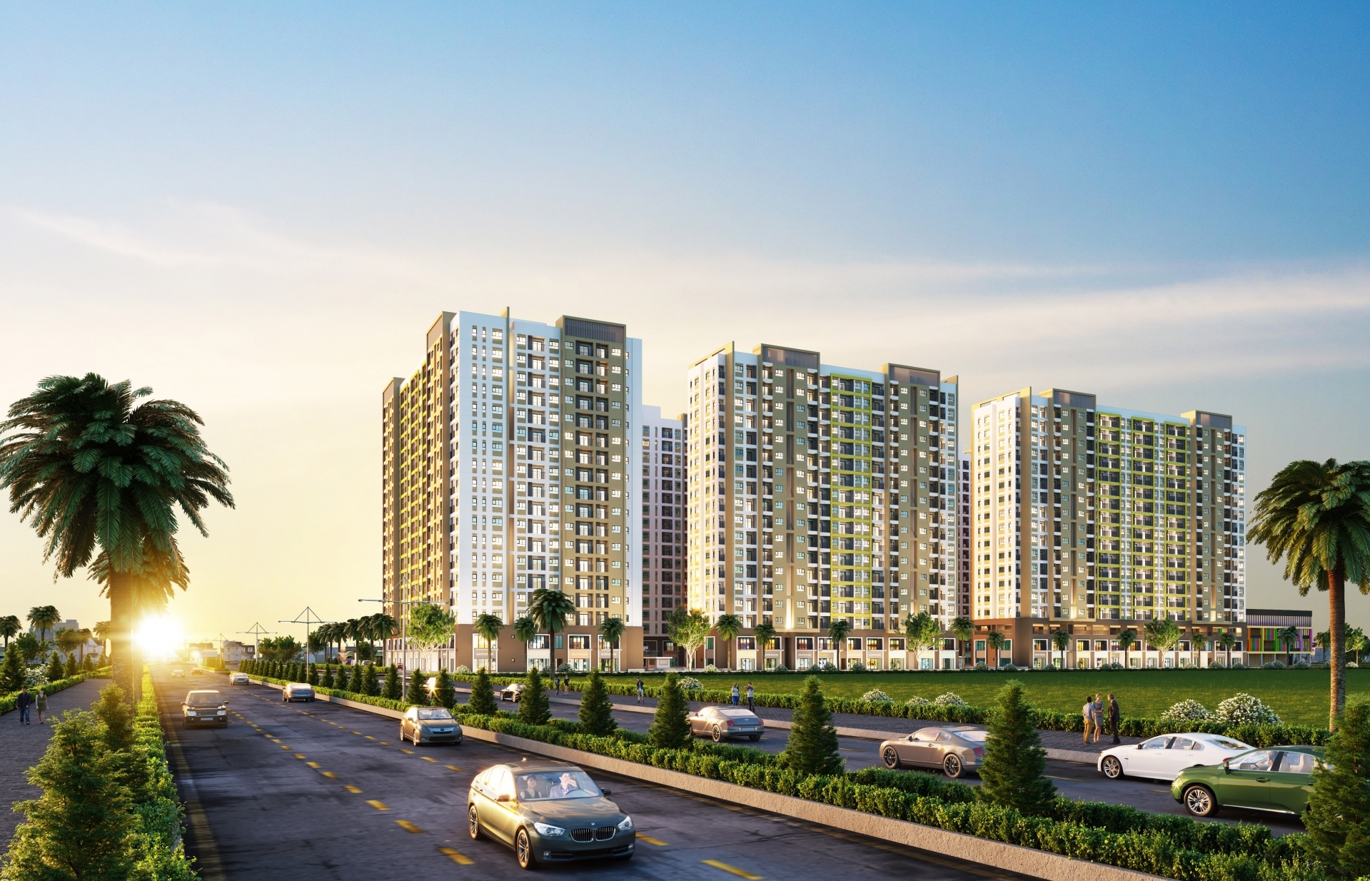 hung thinh land posted strong growth in scale