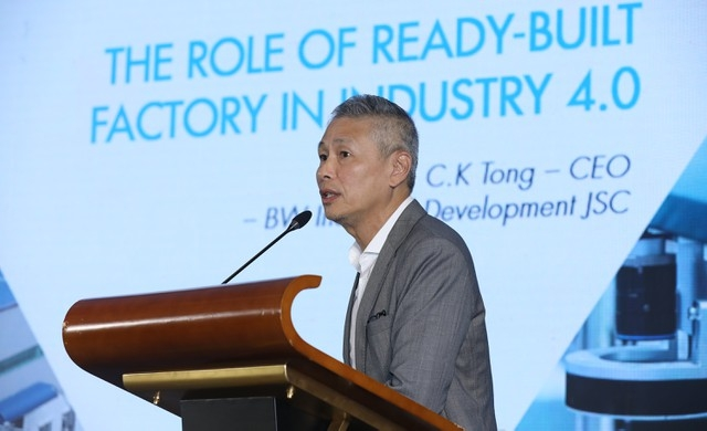 vietnam property luring foreign manufacturers