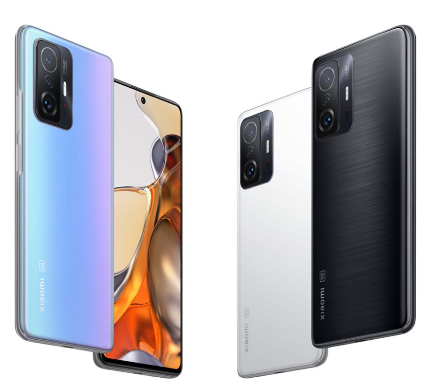 Xiaomi 11T Series 5G and Xiaomi 11 Lite 5G NE high-end smartphones unveiled in Vietnam