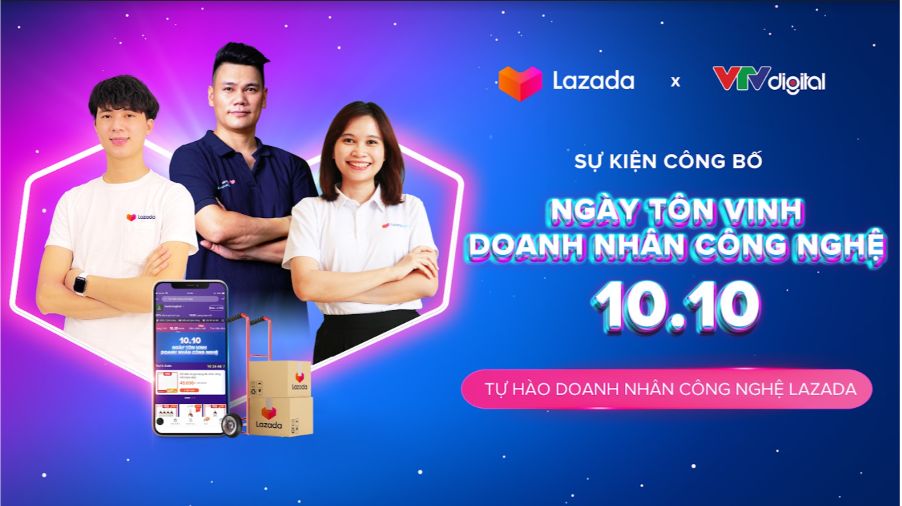 """Lazada Vietnam kicks of its first """"Business Ecommerce Seller Tribute Day"""""""