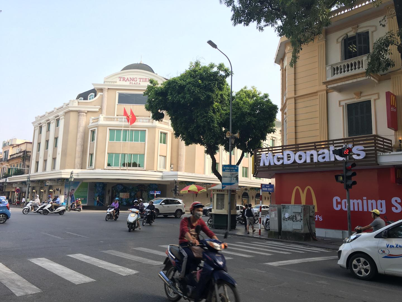 mcdonalds vietnam to open first restaurant in hanoi