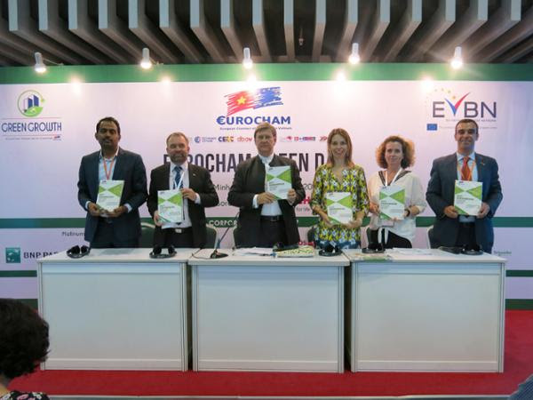 EuroCham Greenbook launched its first edition