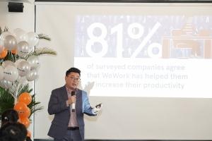 wework makes official debut in vietnam