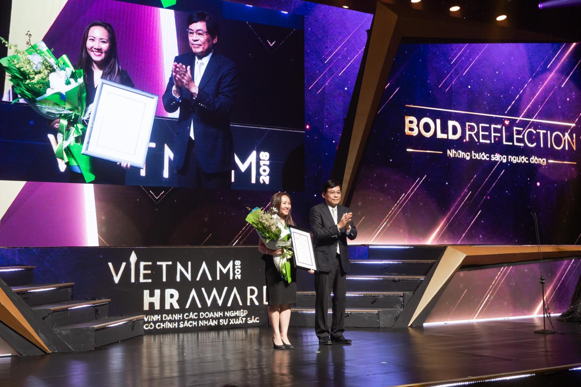 14 winners named for vietnam hr awards 2018