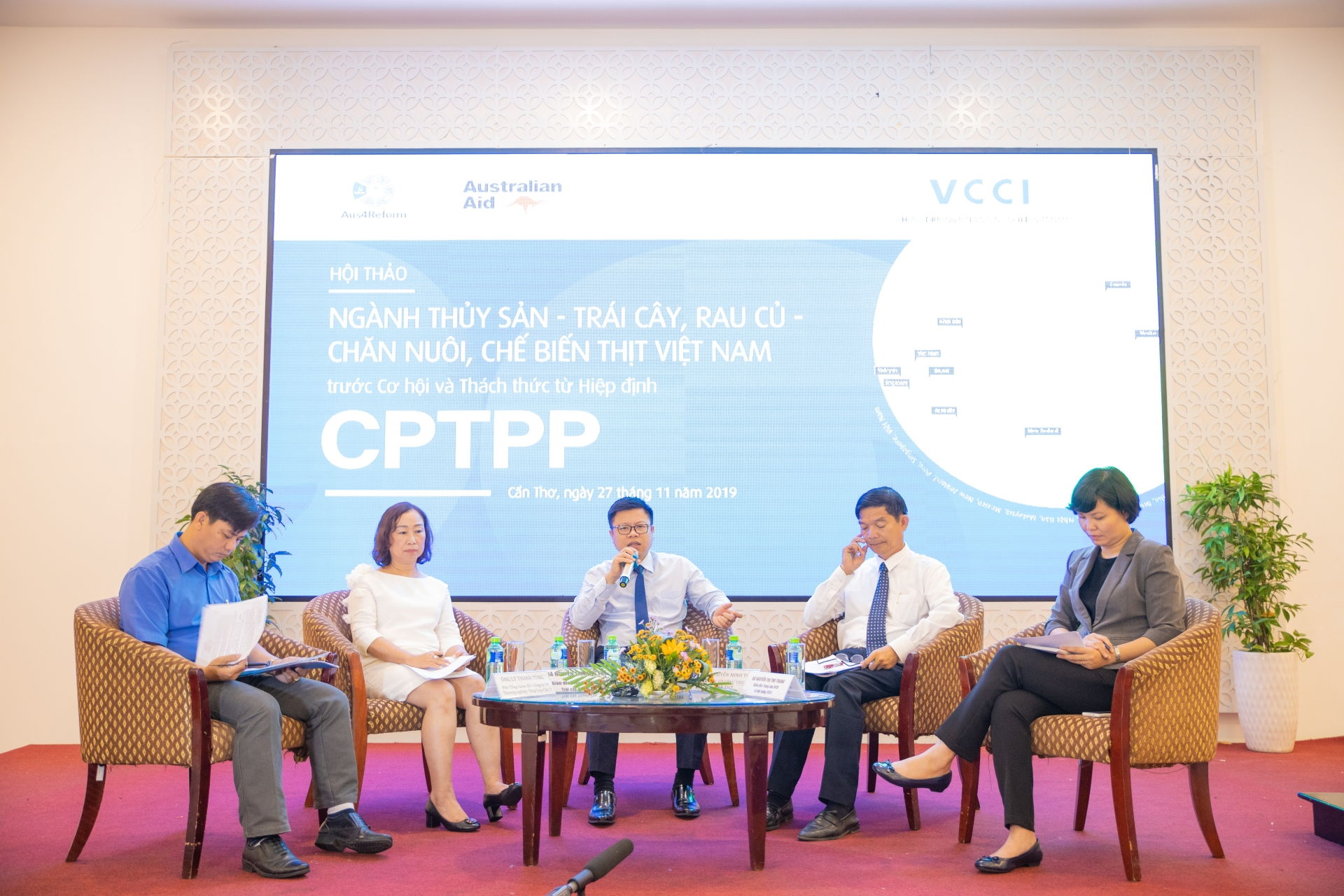 vietnamese businesses start to seize cptpp opportunities