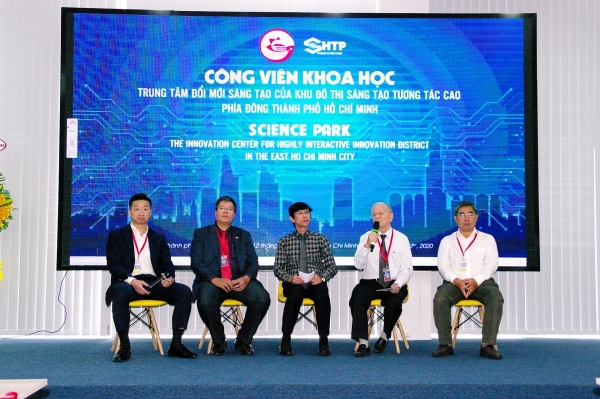science park in ho chi minh city to lure more talents