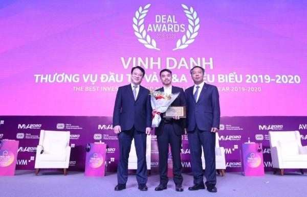 masan group receives best ma deals of 2019 2020 award