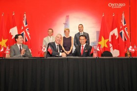 Ontario and Vietnam forge strong partnership