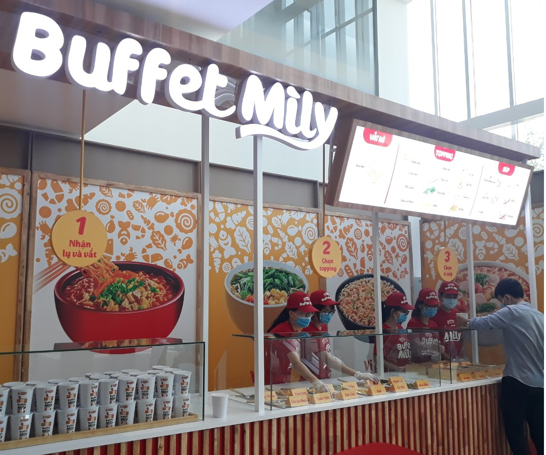 acecook to open restaurant of cup noodles