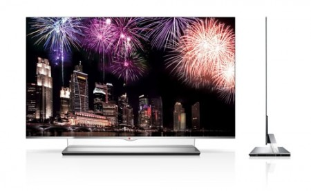 lg begins rollout of eagerly anticipated oled tv