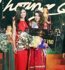 hcm city student crowned coffee queen