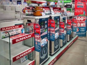 small home appliance manufacturers struggle to gain domestic market share