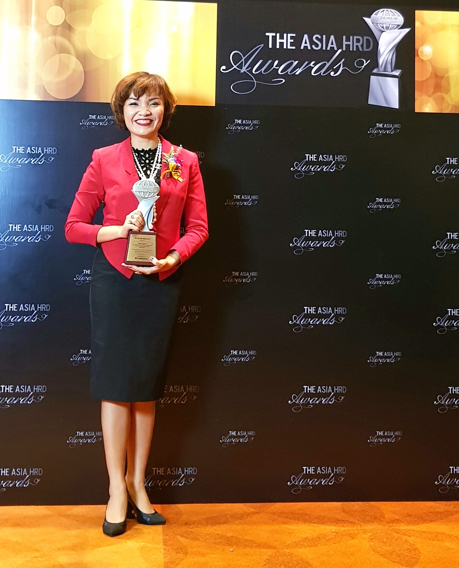 vietnam wins prize in asia hrd awards 2017